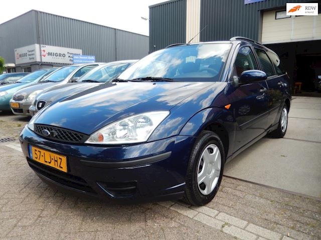 Ford Focus Wagon 1.6-16V Cool Edition - AIRCO - APK 03-01-2020