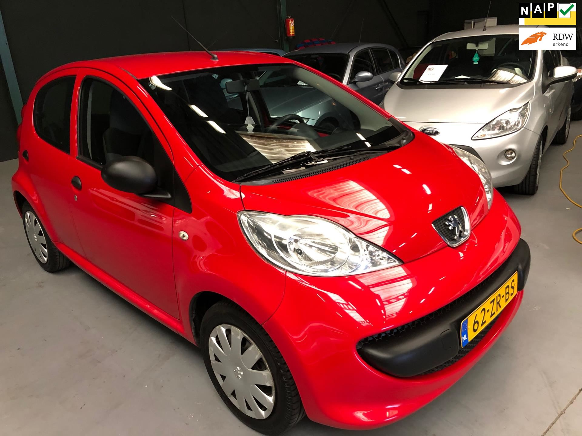 Peugeot 107 occasion - Rico Cars