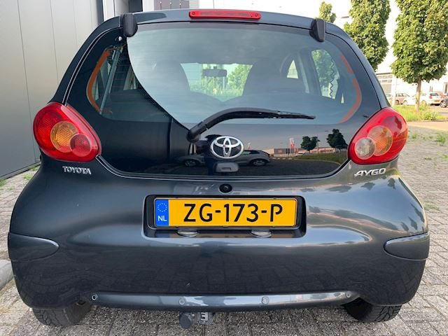 Toyota Aygo 1.0-12V + NETTE AUTO, AUTOMAAT,AIRCO, RIJDT GOED