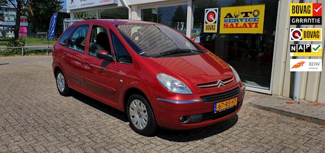 Citroen Xsara Picasso 1.8i-16V Attraction Airco, Cruise c, Parkeersensor, Trekhaak
