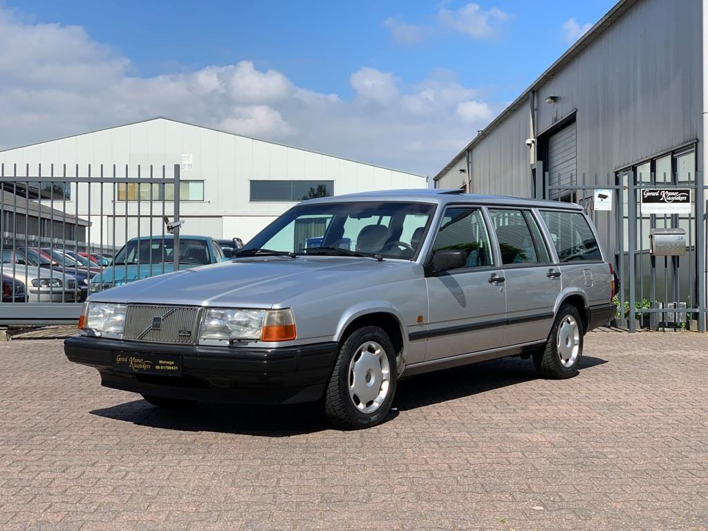 Volvo 940 occasion - Gerard Kramer Klassiekers