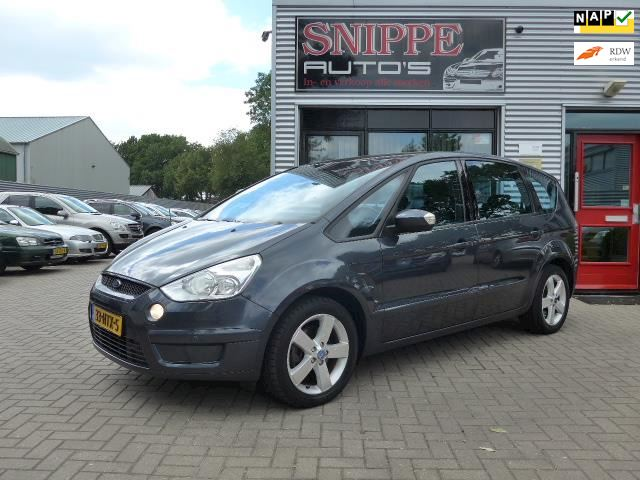 Ford S-Max 2.0-16V -156.885KM!!-NAVI-ECC-CRUISE-TREKHAAK-
