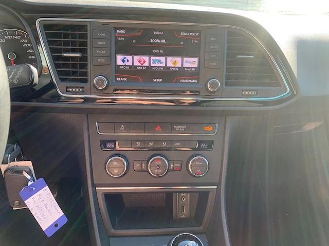 Seat Leon ST 1.6 TDI Style Connect Ecomotive Bj 2016 prachtig mooie wagen