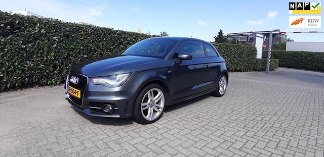 Audi A1 1.4 TFSI S edition 185pk S-tronic S-line Automaat 91000km Navi LED Stoelverw Nieuwstaat!!