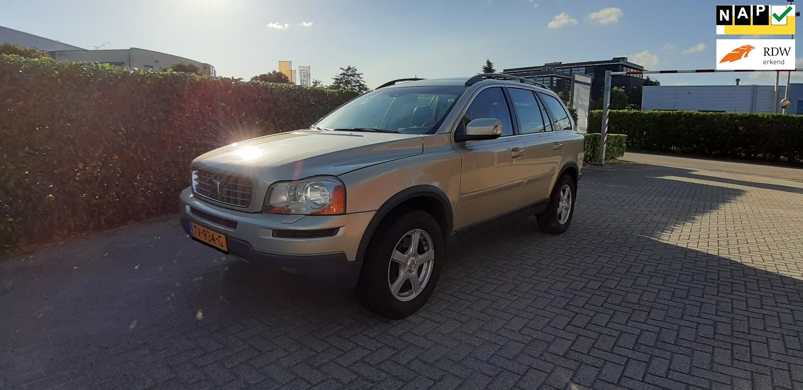 Volvo XC90 occasion - YoungTimersHolland