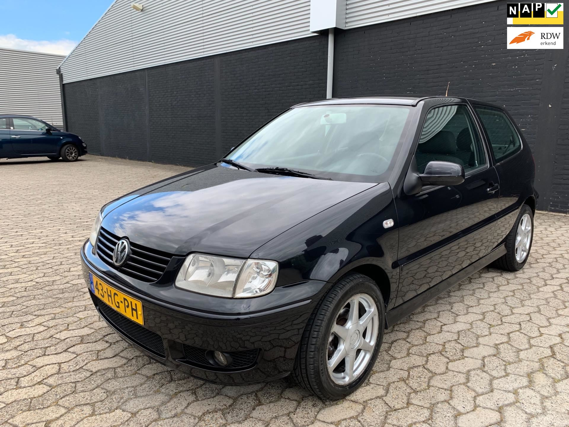 Volkswagen Polo occasion - City Cars Breda