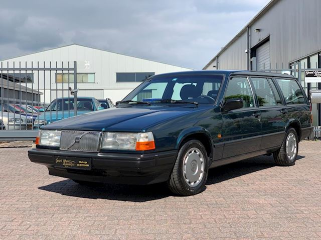 Volvo 940 2.3i Polar Topstaat! Youngtimer