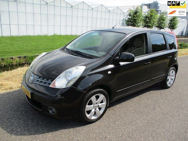 Nissan Note 1.4 First Note 5 Drs met Airco