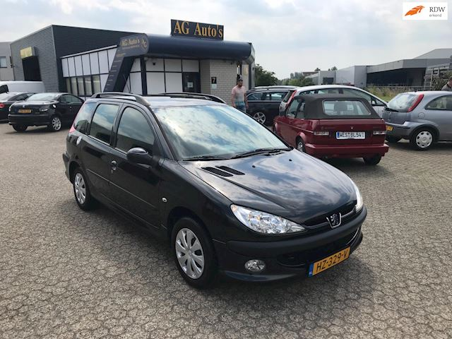 Peugeot 206 SW 1.4 One-line Airco