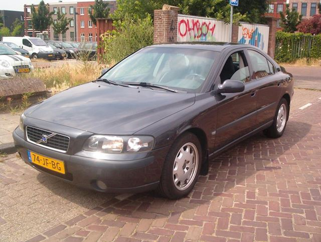 Volvo S60 2.4 Edition geen roest