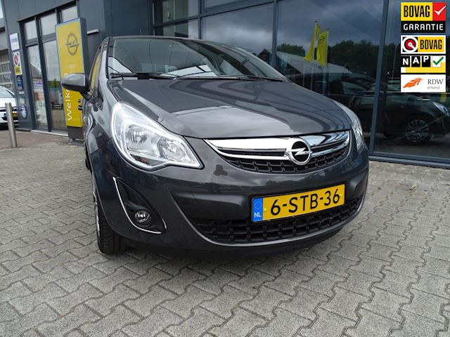 Opel Corsa 1.4-16V Design Edition met Trekhaak