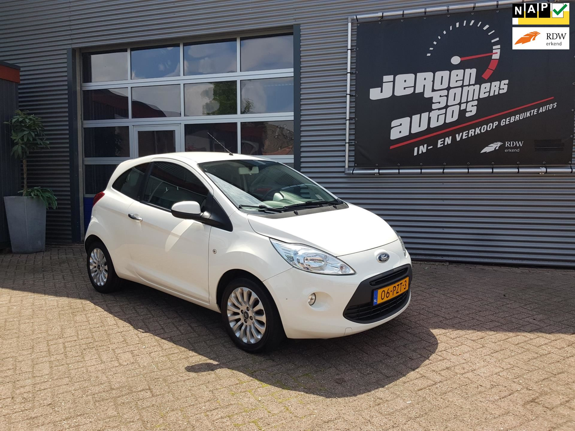 Ford Ka occasion - Jeroen Somers Auto´s