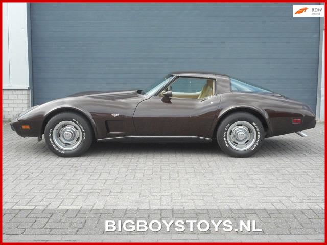 Chevrolet USA Corvette occasion - Big Boys Toys