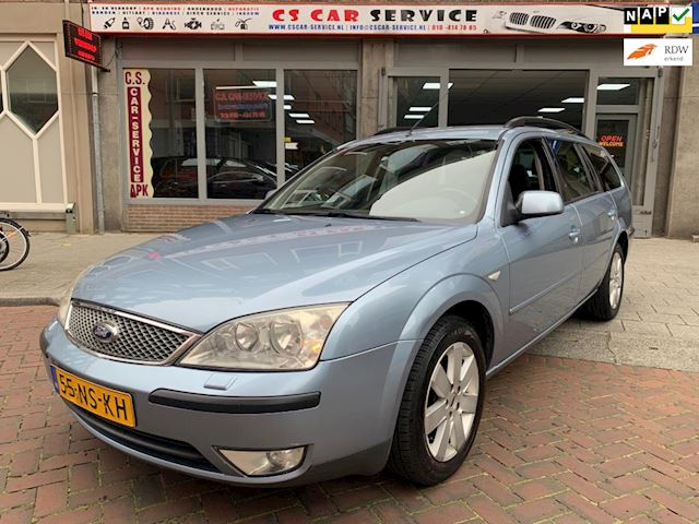 Ford Mondeo Wagon 1.8-16V First Edition Airco / Cruise / NAP