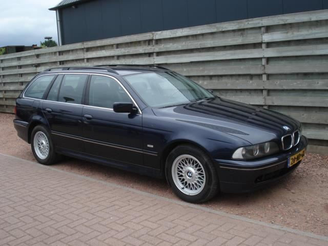 BMW 5-serie Touring occasion - HDM Auto's