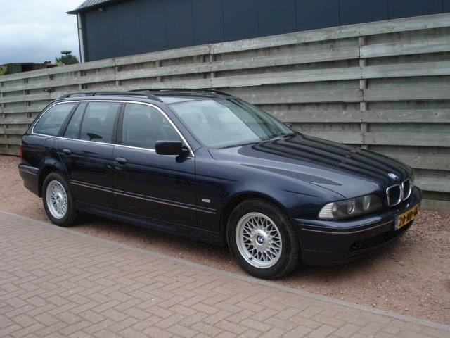BMW 5-serie Touring 520i Edition
