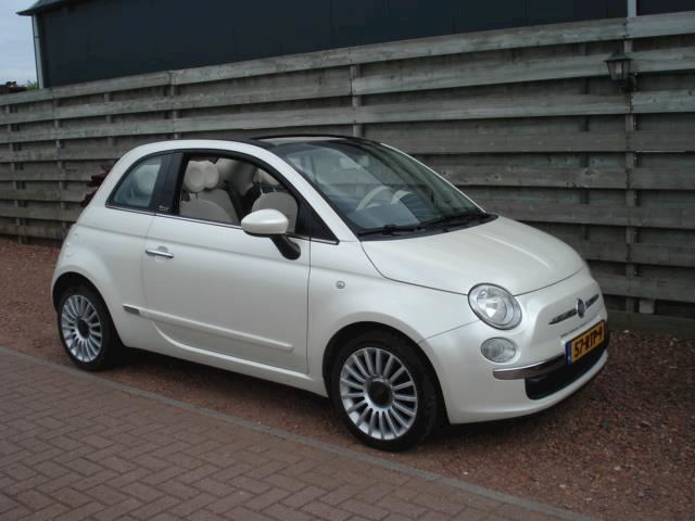 Fiat 500 C 0.9 TwinAir Lounge Cabriolet
