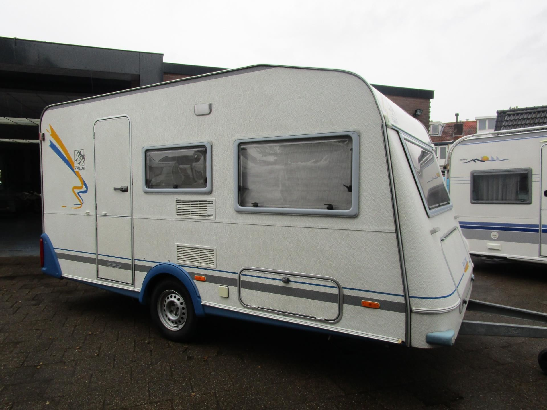 Knaus 395TK occasion - Auto Tewes