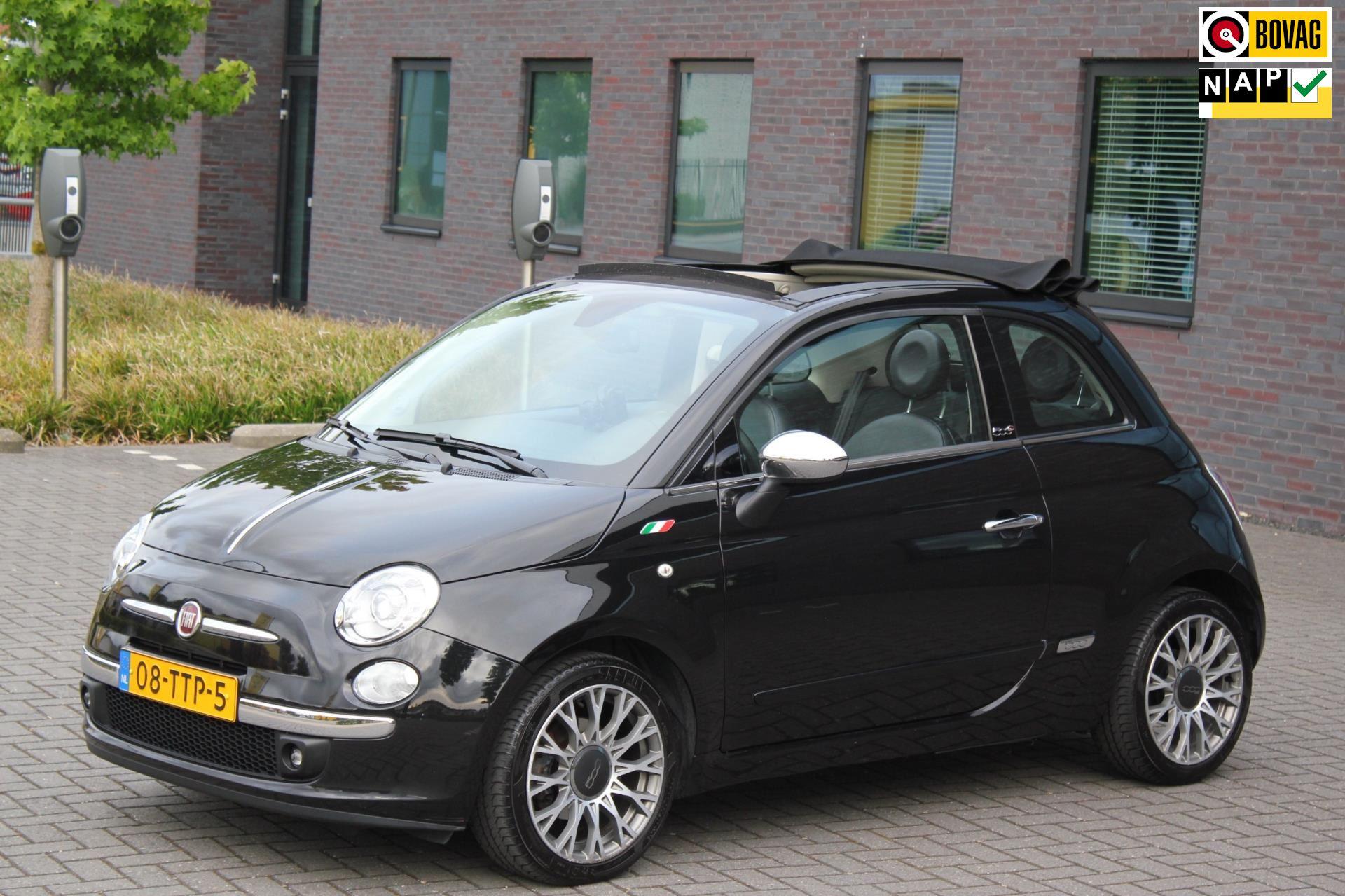 Fiat 500 C occasion - Autoflex Grootebroek
