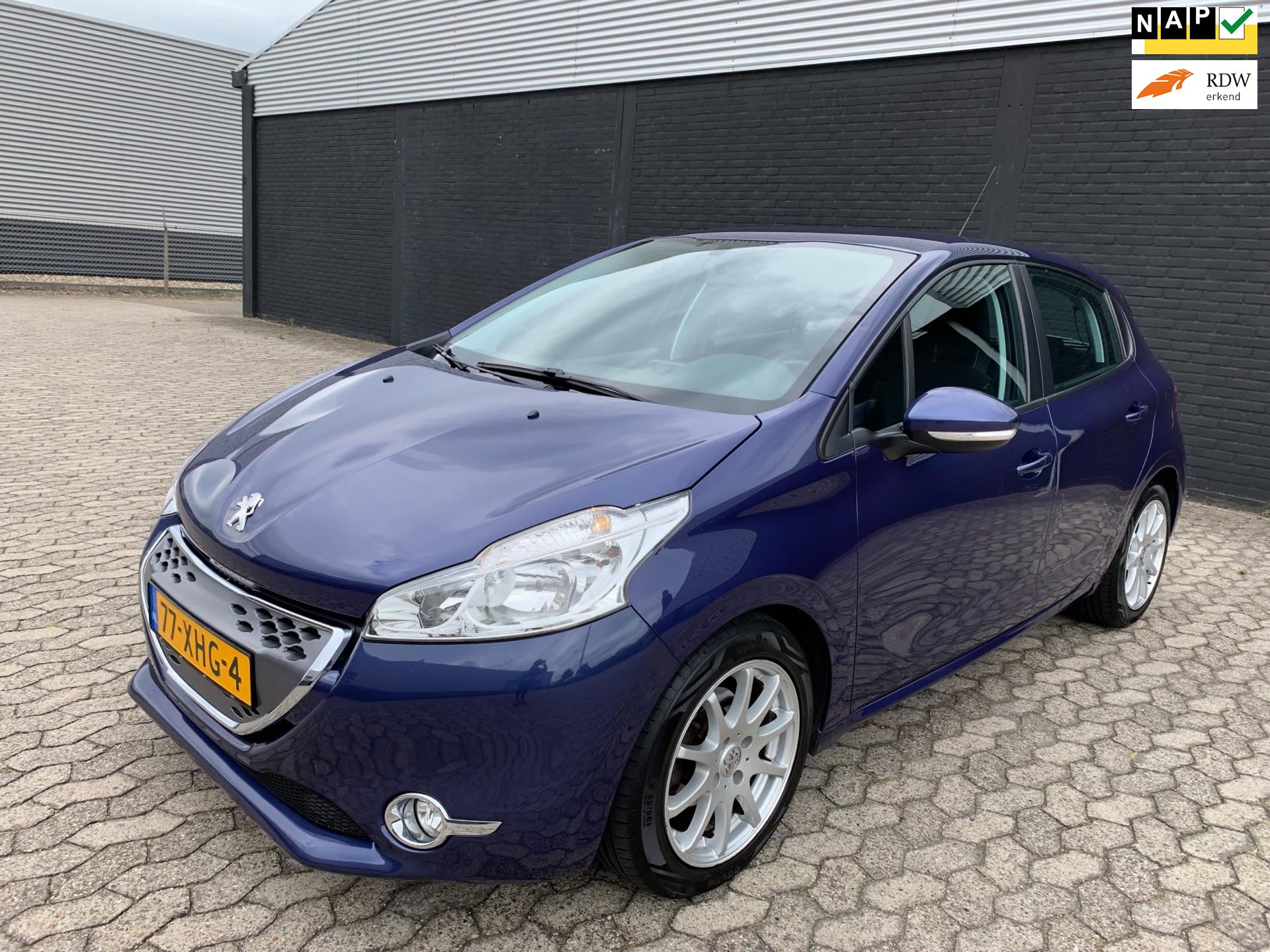 Peugeot 208 occasion - City Cars Breda