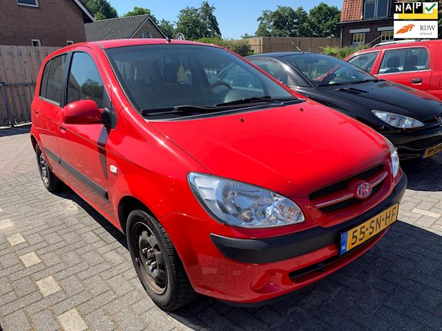 Hyundai Getz 1.1i Active Young 2006