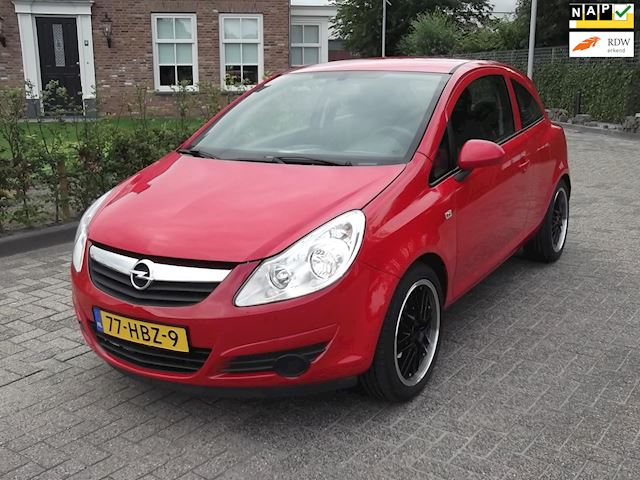 Opel Corsa 1.2-16V Business airco