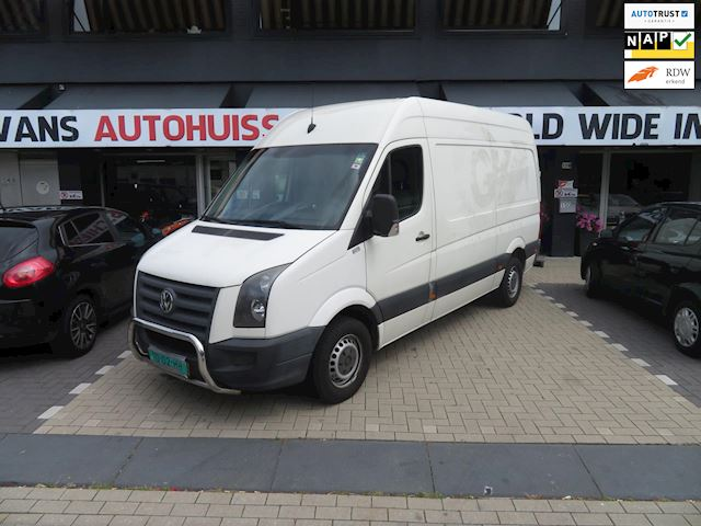 Volkswagen Crafter 35 2.5 TDI L2H2 airco