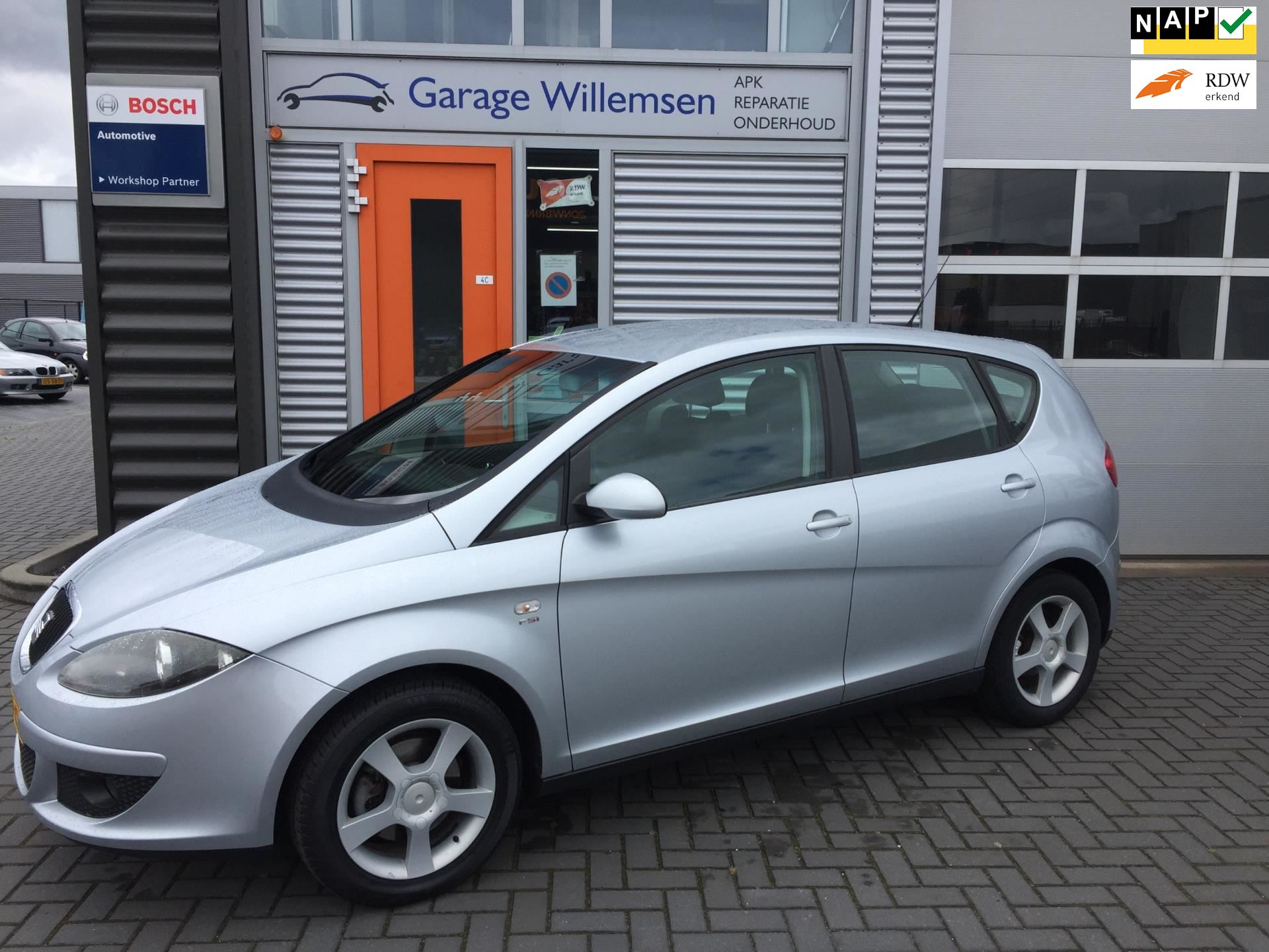 Seat Altea occasion - Garage Willemsen