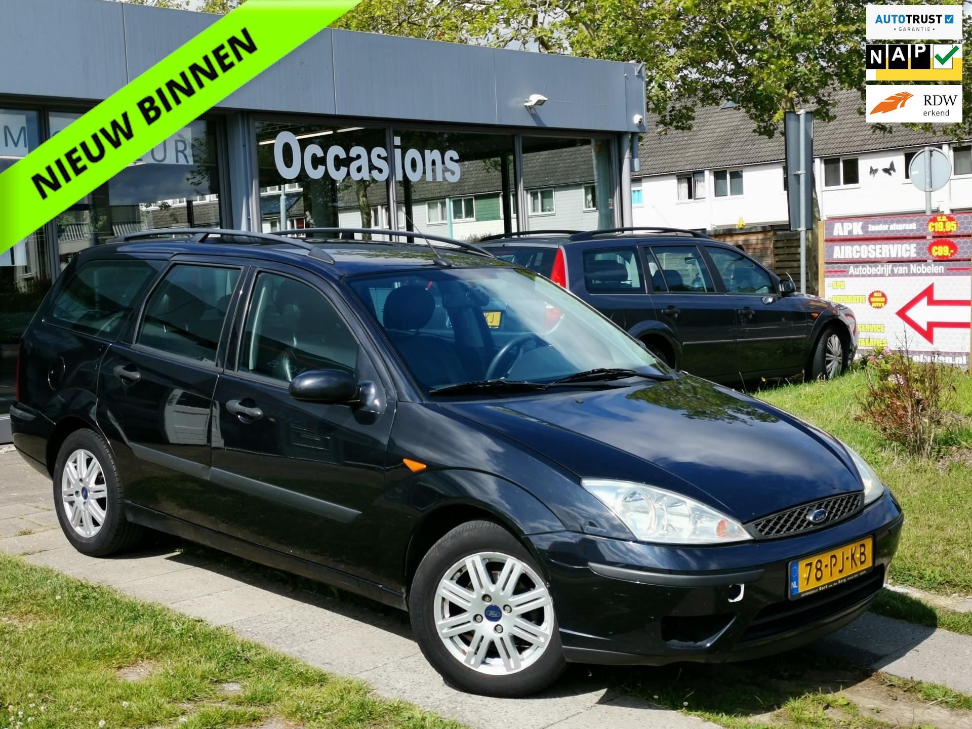 Ford Focus Wagon occasion - Loyaal Auto's