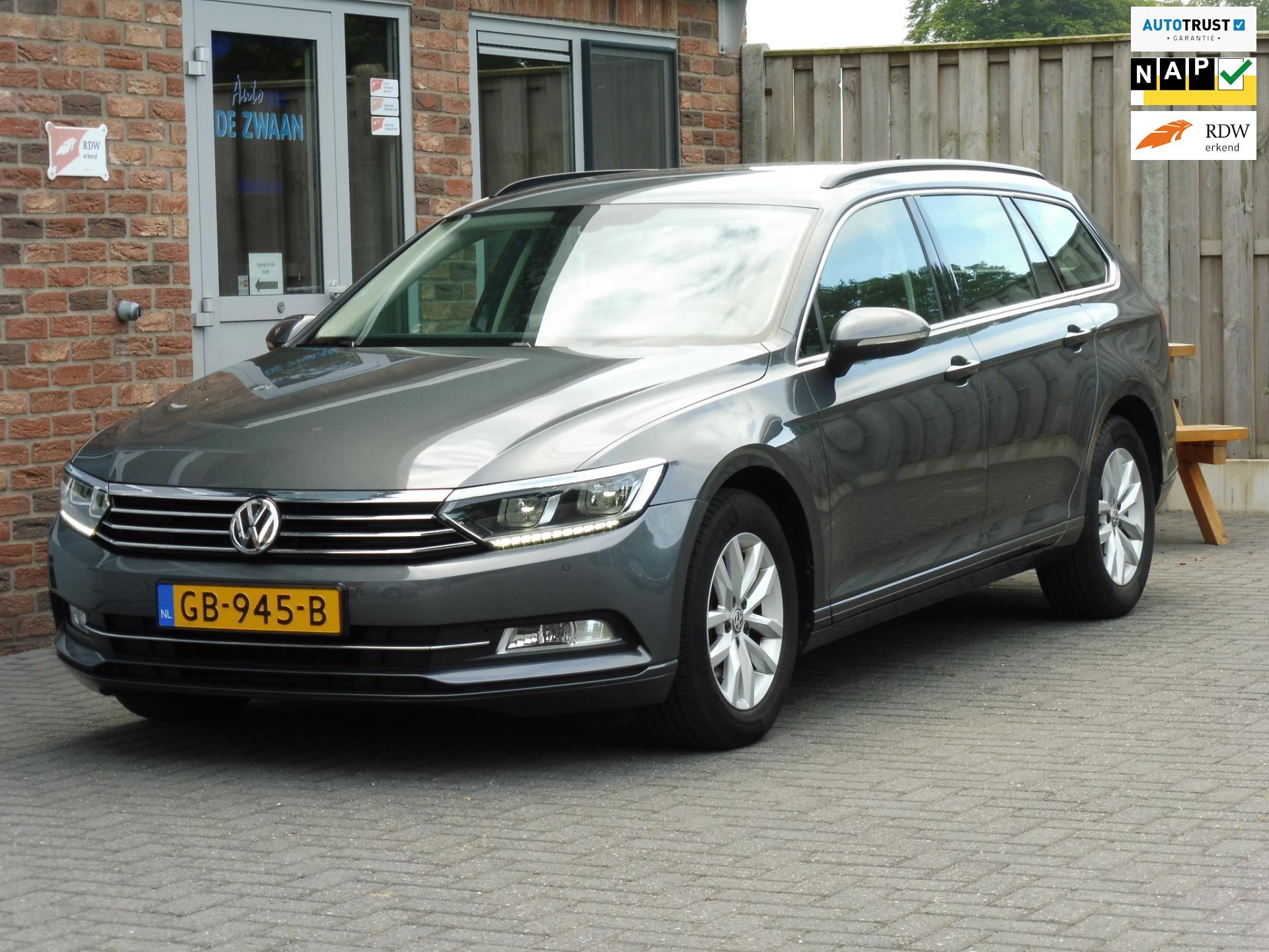 Volkswagen Passat Variant occasion - Auto de Zwaan