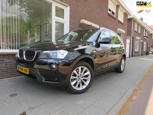 BMW X3 2.0d xDrive Chrome Line Edition Navi Xenon Leder Trekhaak