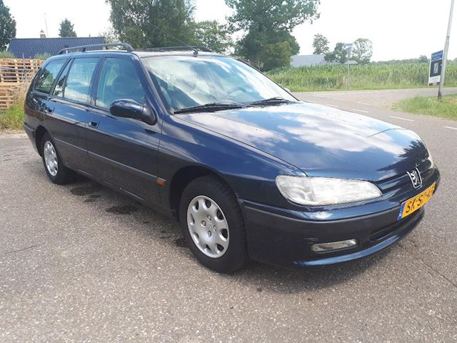 Peugeot 406 Break 1.8 SRX  AIRCO   MET VOL JAAR A.P.K.