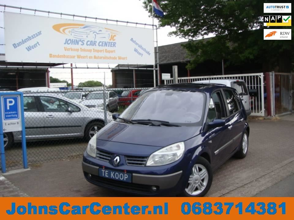 Renault Scénic occasion - John's Car Center