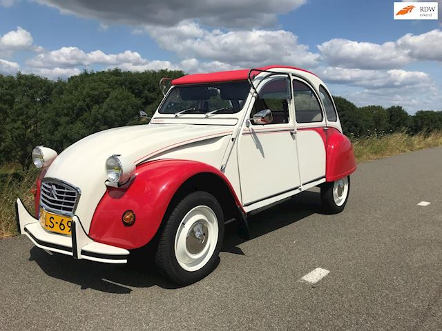 Citroen 2 CV Club Dolly / Nieuwstaat / Gerestaureerd
