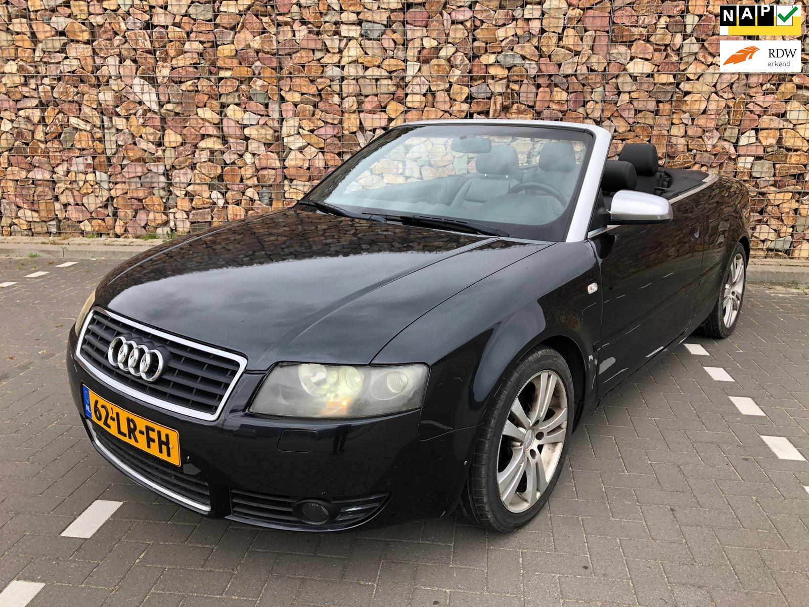 Audi A4 occasion - Bensi-Amar Auto's