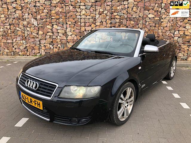 Audi A4 Cabriolet 3.0 V6 Exclusive