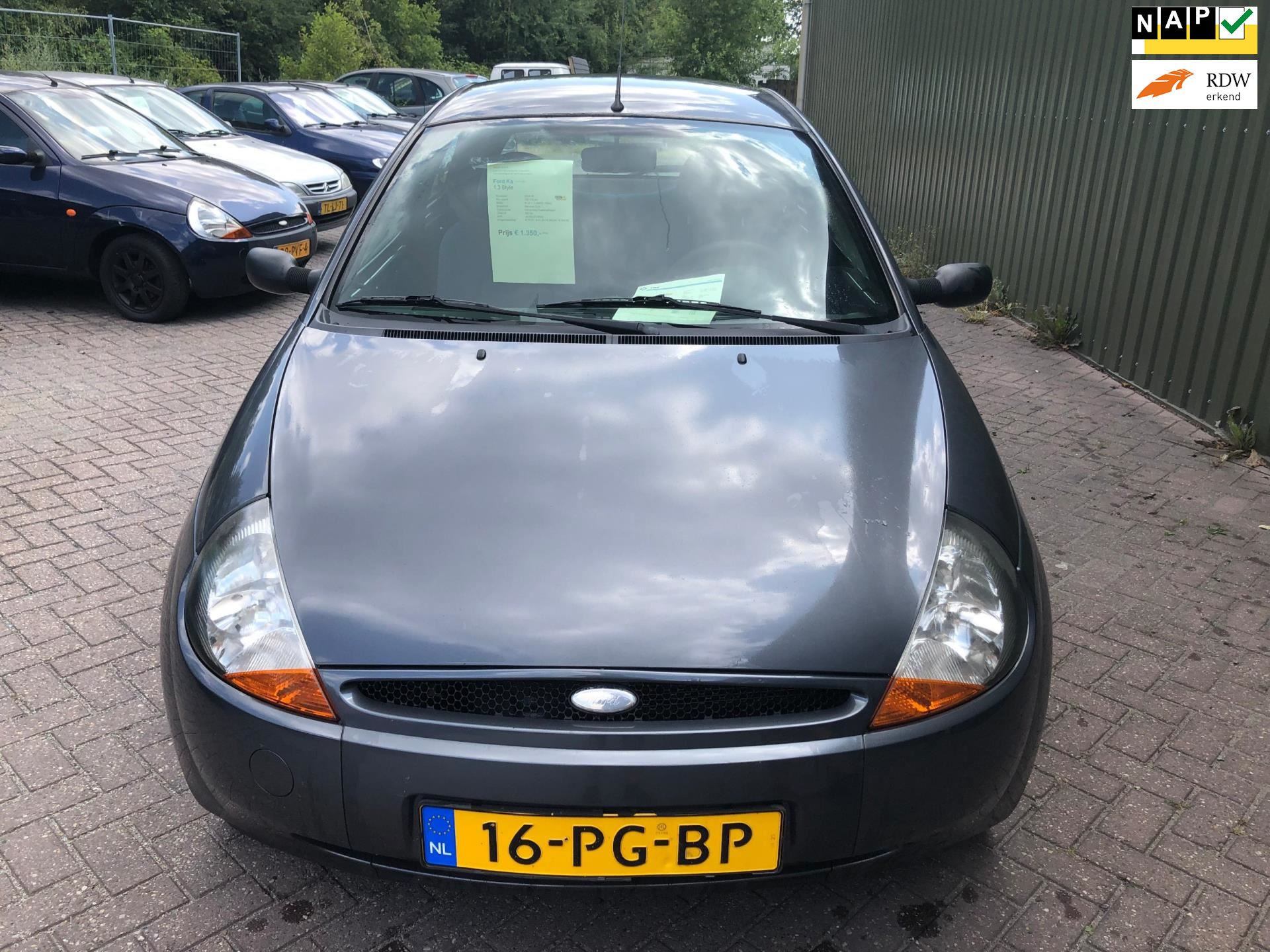 Ford Ka occasion - Buhne Auto's