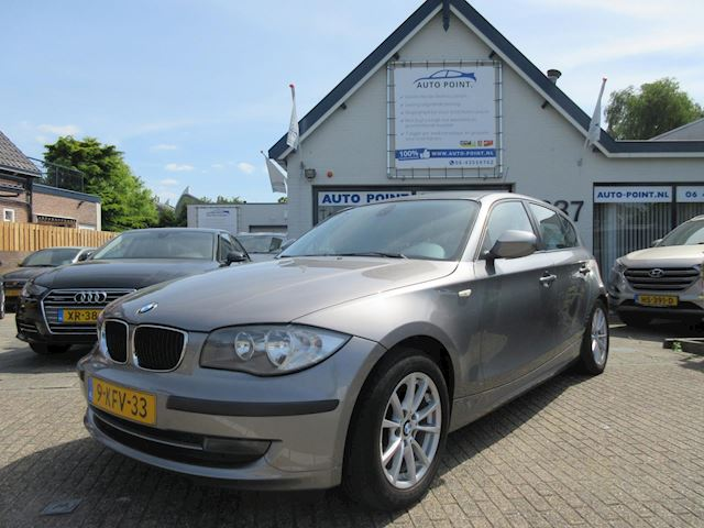 BMW 1-serie 116d Corporate Business Line Ultimate Edition airco/luxe uitvoering/cruise?