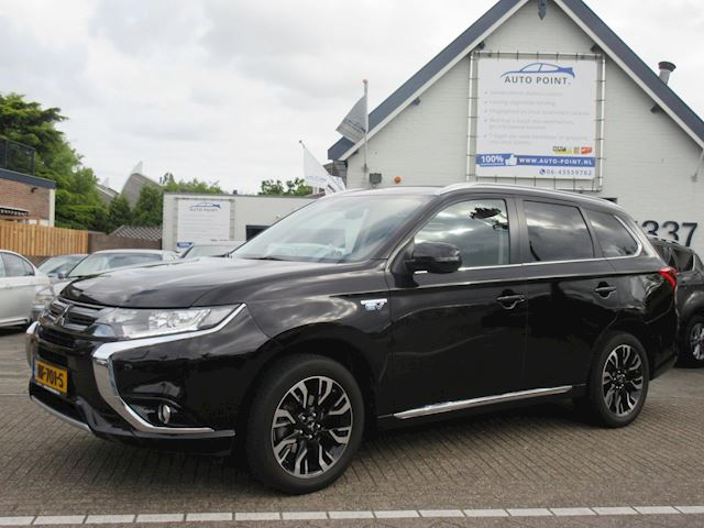 Mitsubishi Outlander 2.0 PHEV Executive Edition nieuw model full options ex btw €20661,- ?