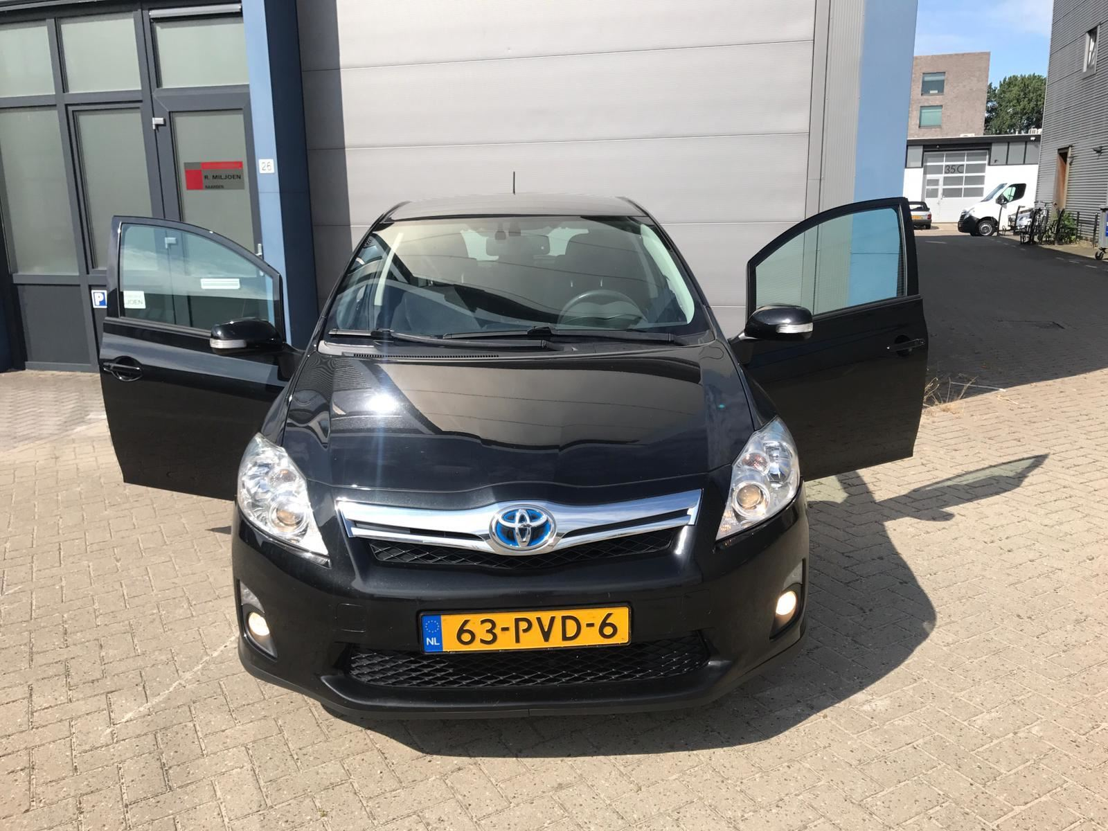 Toyota Auris occasion - Ideaal Auto's