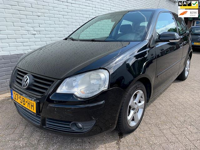 Volkswagen Polo 1.4 TDI Optive Climate + Cruise control
