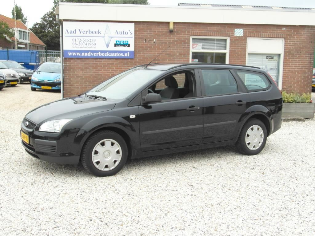 Ford Focus Wagon occasion - Aad Verbeek Auto's