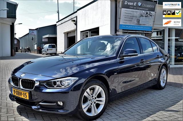 BMW 3-serie 316i High Executive 40241 km Sport uitvoering,xenon,navi.proff,