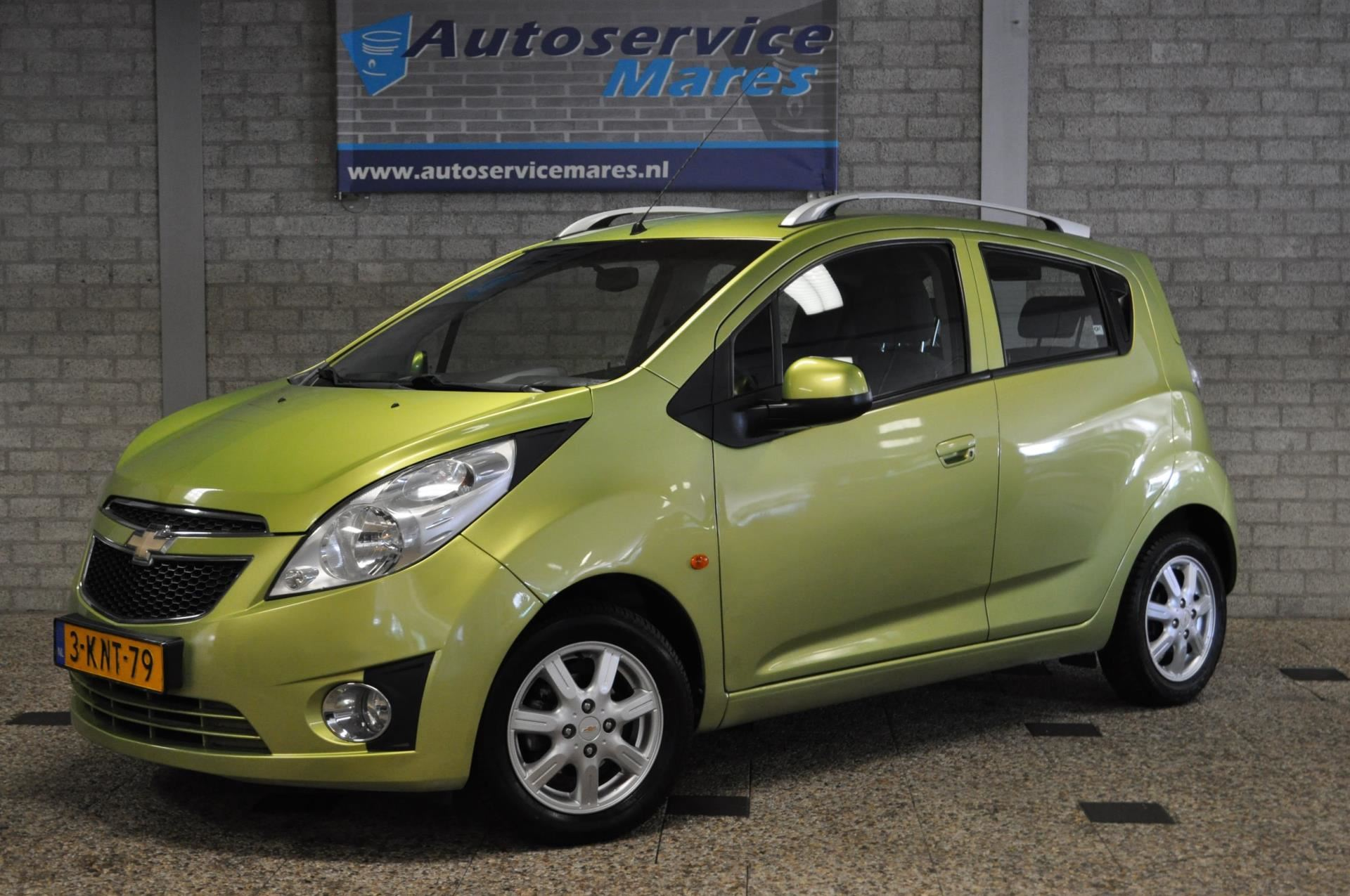 Chevrolet Spark occasion - Autoservice Mares