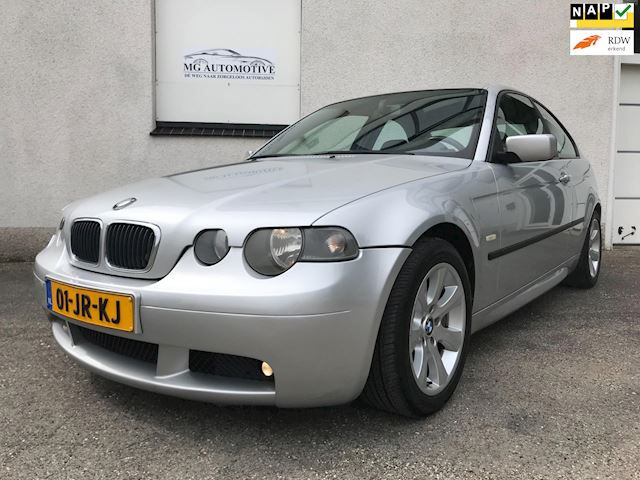 BMW 3-serie Compact occasion - MG Automotive
