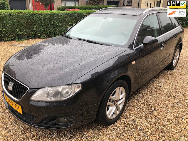 Seat Exeo ST 2.0 TDI Businessline