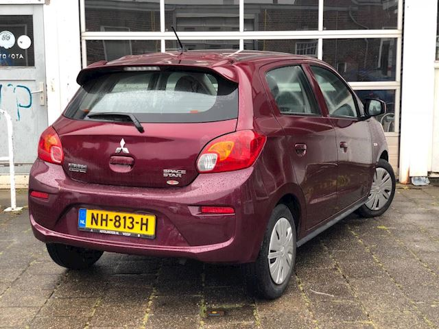 Mitsubishi Space Star 1.0 Cool+ (bj 2017) Airco Automaat