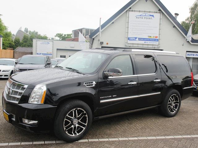 Cadillac Escalade 6.2 V8 Sport Luxury ?long version 7 persoons