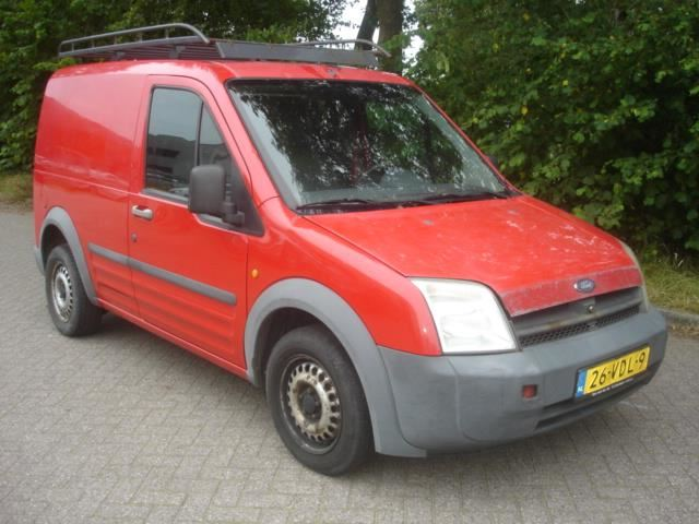 Ford Transit Connect occasion - Theo Sonder Auto's