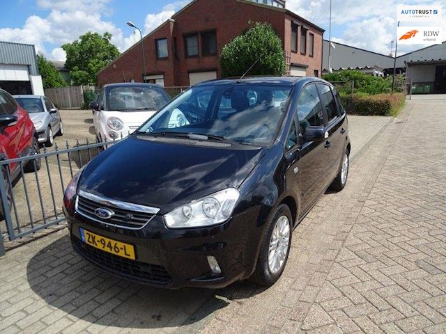 Ford C-Max 1.8-16V Trend Ford C-MAX 1.8- 16V Titanium Airco Navigatie Cruise Control